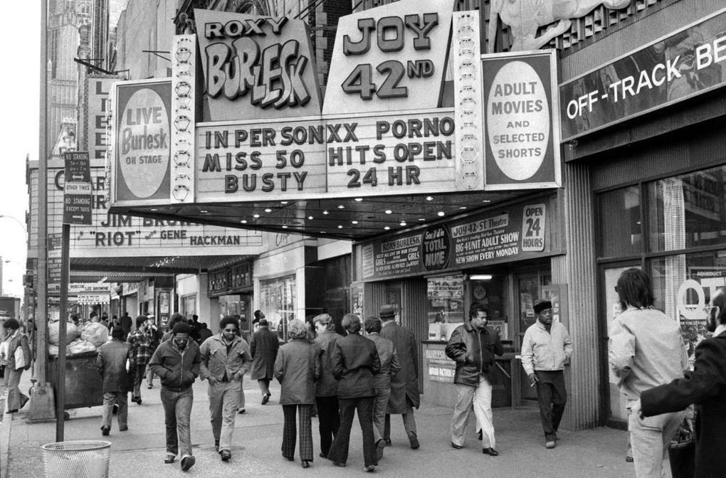 La 42ème rue dans les années 1970, Maggie Gyllenhaal, Dominique Fishback,