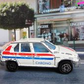 201-C CITROEN VISA CHRONO PHASE II MAJORETTE 1/52 - EN AVANT LA REGION - car-collector.net