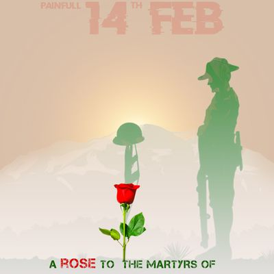 Team Magic Touch salutes those Martyrs, who would never ever get a red rose