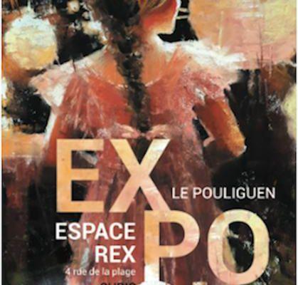 Le Pouliguen - Espace Rex: Exposition de  Chris, Jean-Charles Peyrouny et Alexis Le Borgne - 3 au 27 septembre 2020