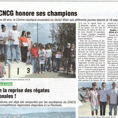 CNCG champion du monde!!!