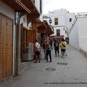 Les nouvelles portes en bois de la Medina (3 photos à cliquer) - Le blog de Bernard Moutin