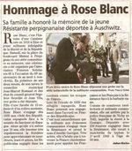 Rosette Blanc: un exemple