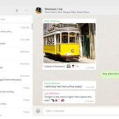 WhatsApp est maintenant disponible en version desktop sur PC Windows et Mac - OOKAWA Corp.