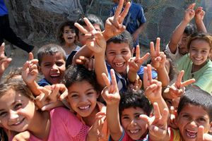 Very Beautiful and Cute Kids : Gaza