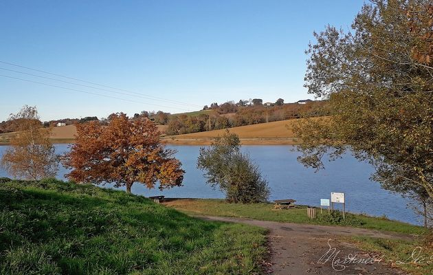 Petite balade .....autour du lac de Serres-Castet