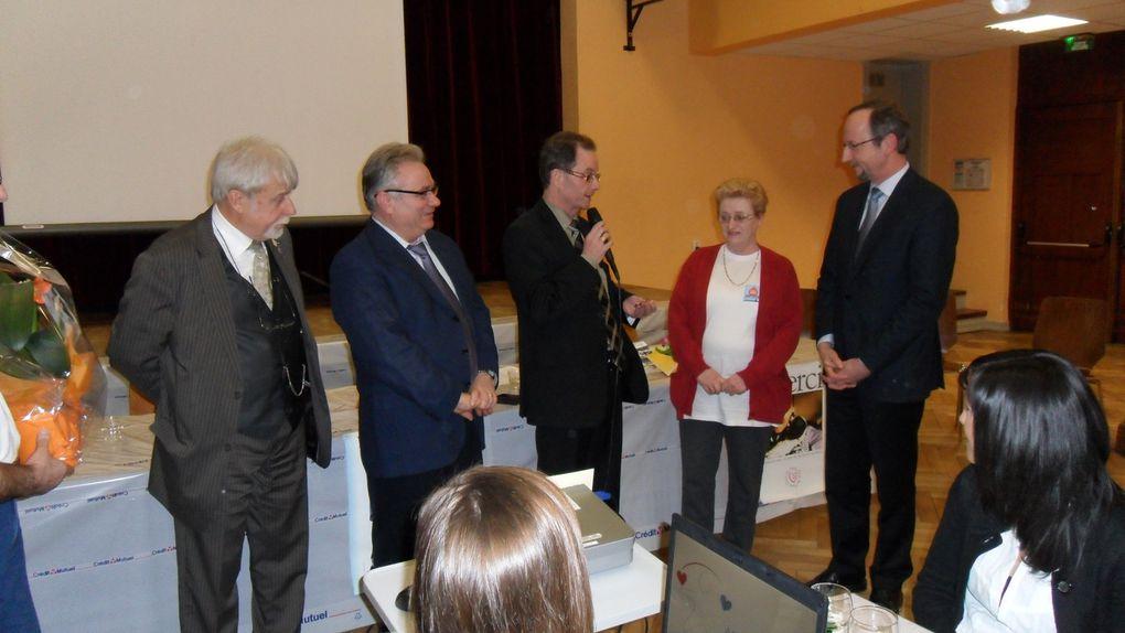 C'était le 19 février 2010 à la salle des fêtes d'Entzheim !