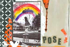 """Pose """"Couleurs""""_Scrapbooking Day_Give your Scrap"""