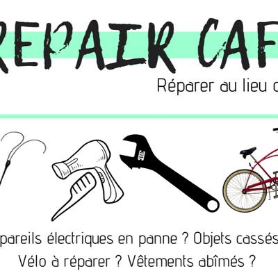 17 novembre 2018 : Premier repair café à Haguenau (67)