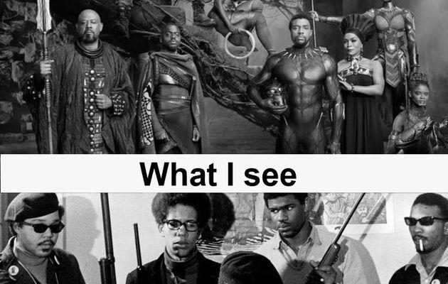 Black Panther le film ou la critique d'un comic très sérieux