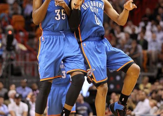 NBA: Les Highlights de la nuit, Thunder vs Spurs Game 5