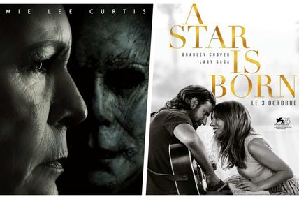 BOX-OFFICE 26-28 OCTOBRE : HALLOWEEN RAFLE TOUT, A STAR IS BORN POURSUIT SON CARTON
