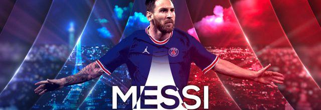 """""""Messi, la légende à Paris"""", document inédit le 8 septembre sur C8"""