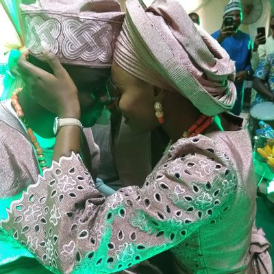 First Of All, Introduction/Engagement of Omolola And Oluwafemi Sogunle