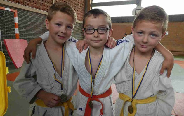Coupe David Christophe du JUDO CLUB LA NEUVILLE à LAON le 04/06/17