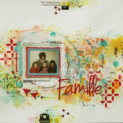 Famille - Atelier Pop and Colour 2