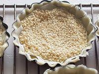 exemple papier sulfurisé et riz
