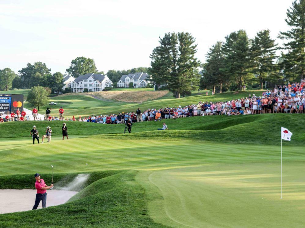 Rocket Mortgage Classic (Golf) Sur quelles chaînes suivre le tournoi dimanche ?