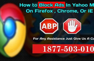 Block Ads In Yahoo Mail On Firefox Chrome Or Ie