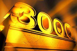3000 vues pour le blog !!