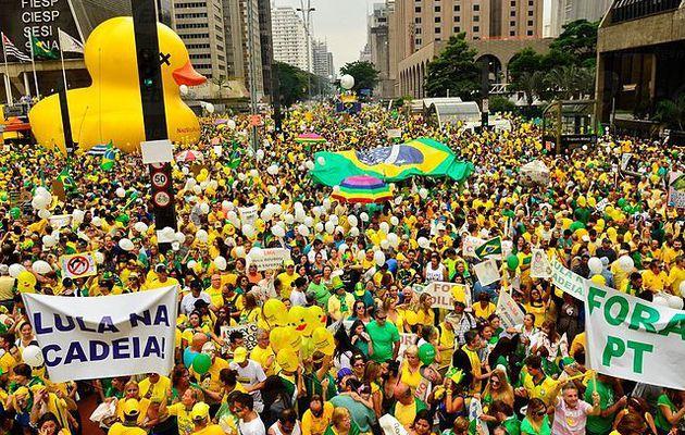2016, l'Annus Horribilis del Brasile