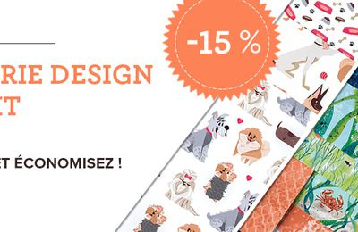 [Stampin'up!®] Papiers de la Serie Design en promotion