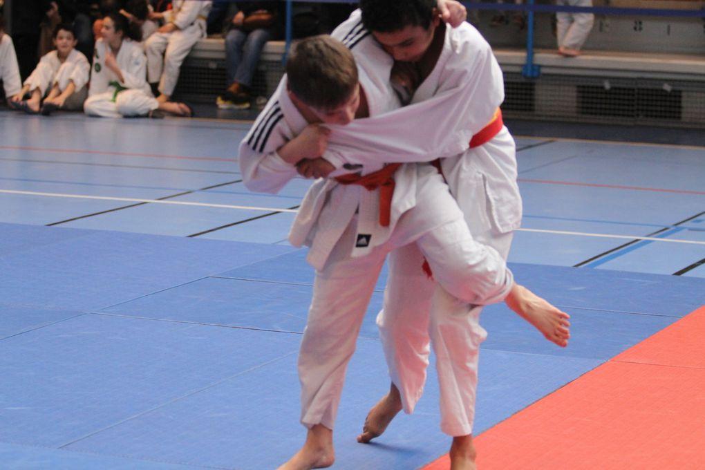 Les judokas de l'ALVP ont du peps