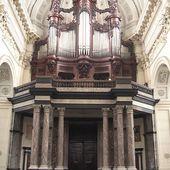 Le grand orgue de la Cathédrale - Festival d'Orgues de Namur