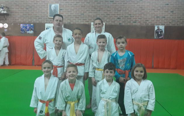 Rencontre interclubs du JUDO CLUB DE HAM le 20/05/17