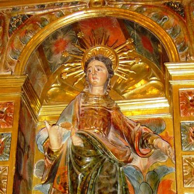 Sam 22 octobre - Eglise Sainte-Colombe