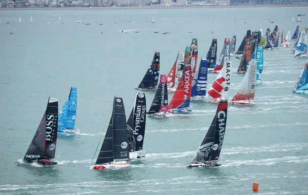 British skippers set to Challenge French dominance as Transat Jacques Vabre begins