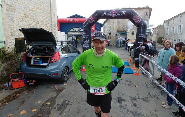 Résultats 10,8km La Cherveusienne 2017