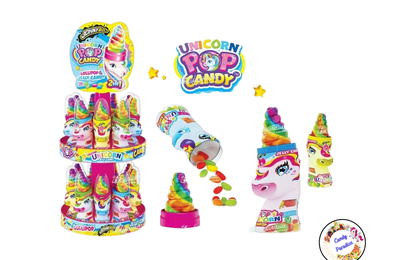 licorne pop candy