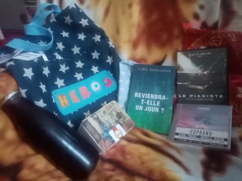 N°315 Le sac Super Héros : voyage 27