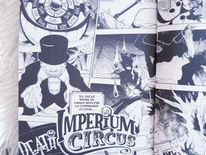 Imperium circus #1 > Robin Dall Armellina, Codaleia & Alexandre Desmassias