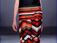 1 e 2 Giambattista Valli collezione primavera estate 2012- 2013. 3 Louis Vuitton collezione primavera estate 2012 - 2013