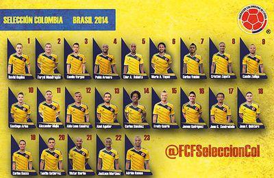 COLOMBIA RUMBO AL MUNDIAL BRASIL 2014 SIN FALCAO