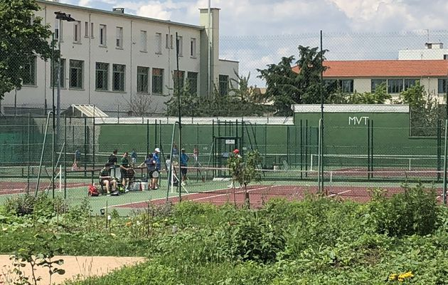 Point, set et match au Moulin à Vent Tennis