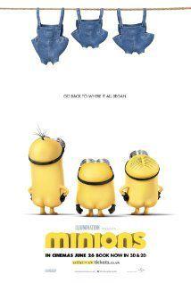 Minions Free Watching Movie