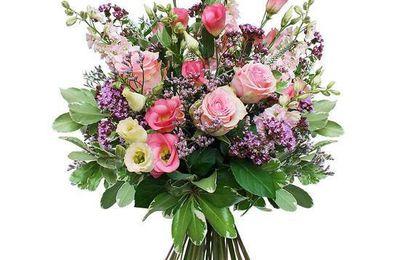 Livraison de bouquet de fleurs