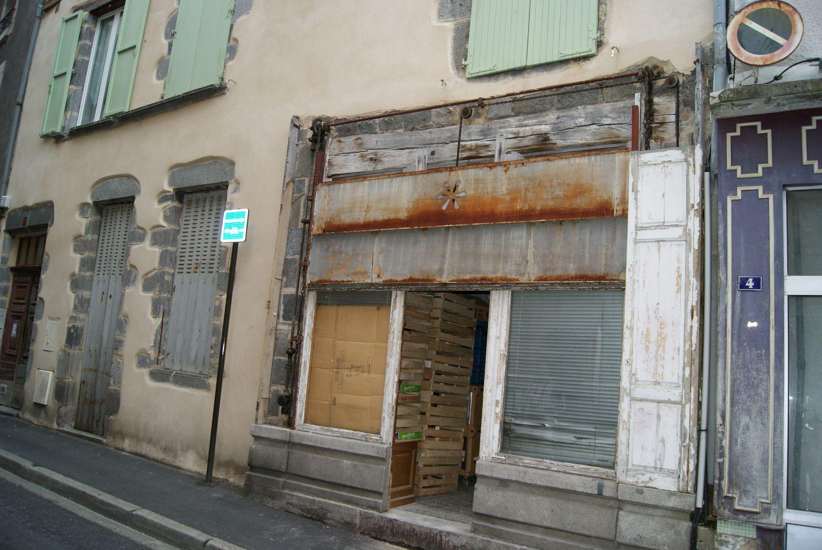 Les villes du Cantal: Aurillac