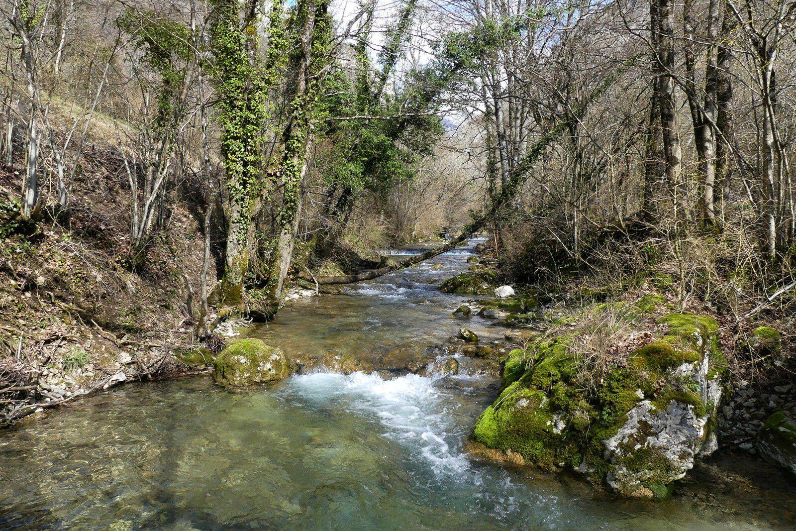 Les Gorges d' Omblèze