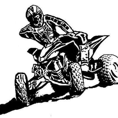 Rando Nocturne moto quad et SSV le 22-23 mai 2021 à Cartelègue (33)
