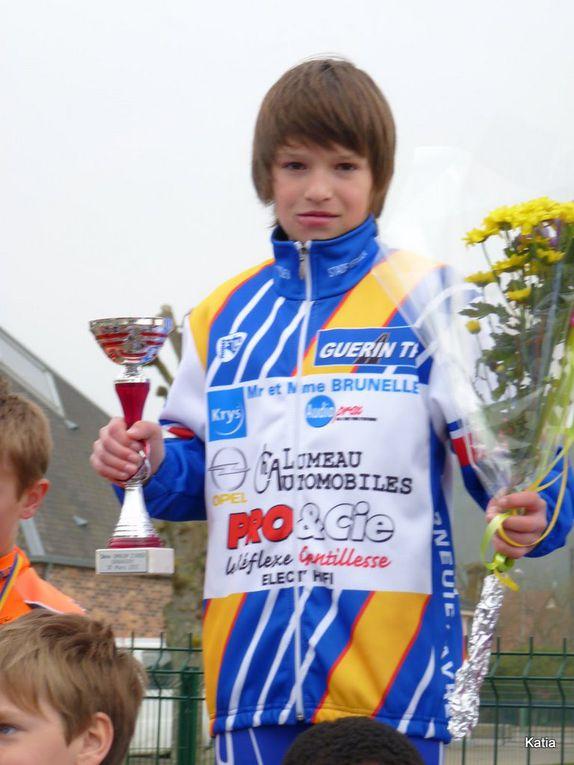 Courses des 31 mars et 1 avril 2012