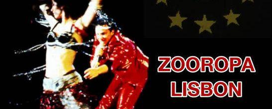 U2 -ZOO TV Tour -15/05/1993 -Lisbonne -Portugal- Estadio Jose Alvalade