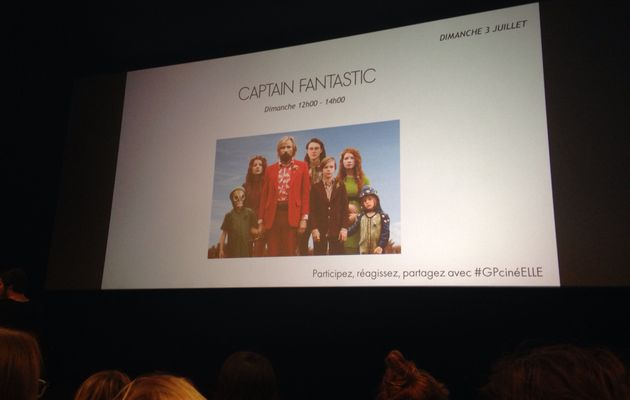 CAPTAIN FANTASTIC de Matt Ross (GRAND PRIX CINEMA ELLE, Paris, Gaumont Convention, 3ème jour) [critique]