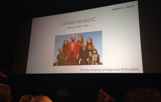 CAPTAIN FANTASTIC de Matt Ross (GRAND PRIX CINEMA ELLE, Paris, Gaumont Convention, 3ème jour) [critique]