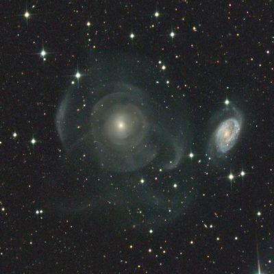 DE L'ASTRONOMIE : ciel lointain (11)