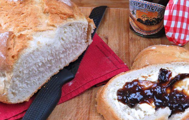 Recette : Pain Cocotte au Kenwood Chef Gourmet...
