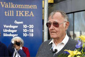 Ikea : Ingvar Kamprad, l'homme qui a mis le monde en kit